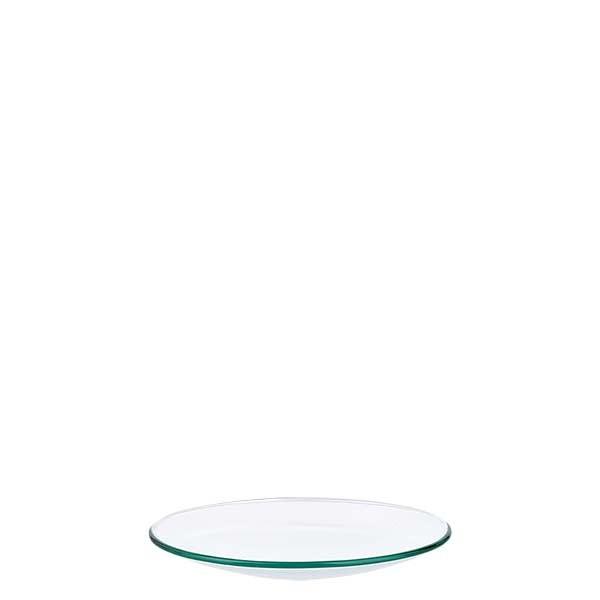 Horlogeglazen 70 mm - borosilicaatglas 3.3 - versmolten rand