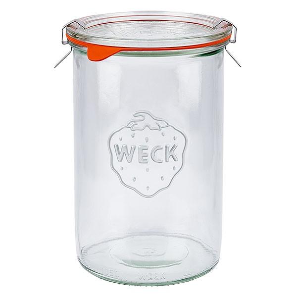 WECK-stortglas 1000ml