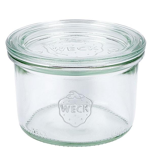 WECK-stortglas 200ml met deksel