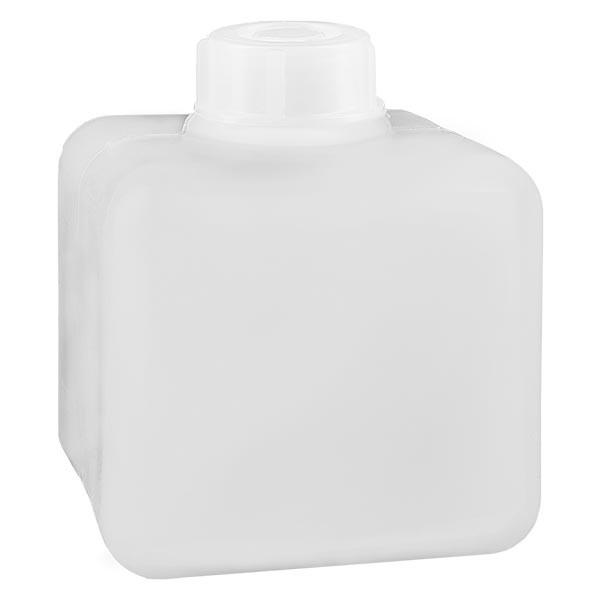 Chemicaliënfles 500 ml, nauwe hals, incl. sluiting GL 32