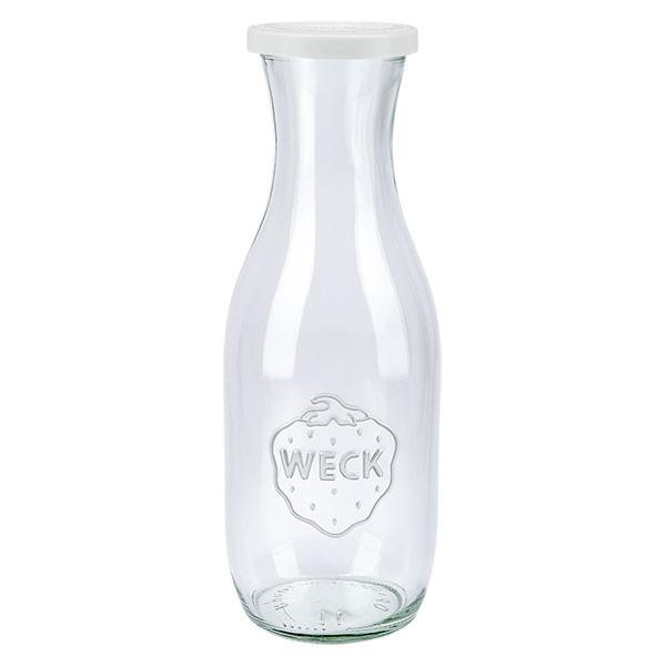 WECK-sapfles 1062ml met vershouddeksel