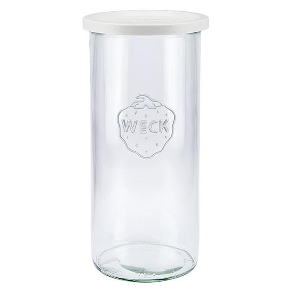 Weck Sturzglas 1550ml mit Frischhaltedeckel