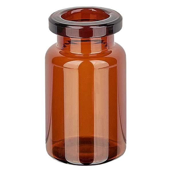 Injectiefles bruin glas 5ml