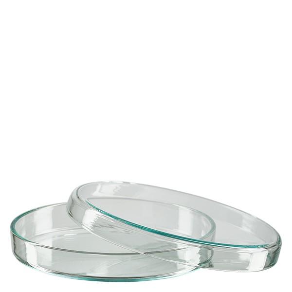 Petrischaal 90x15 mm van glas