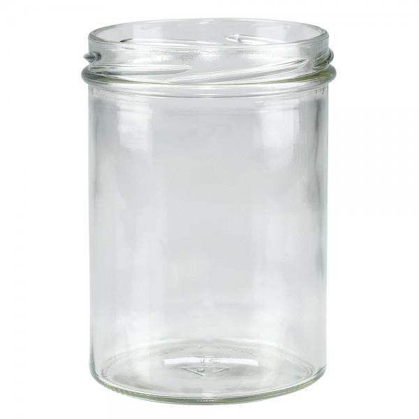Twist-Off glazen potten lossen onderdelen 435ml stortglas