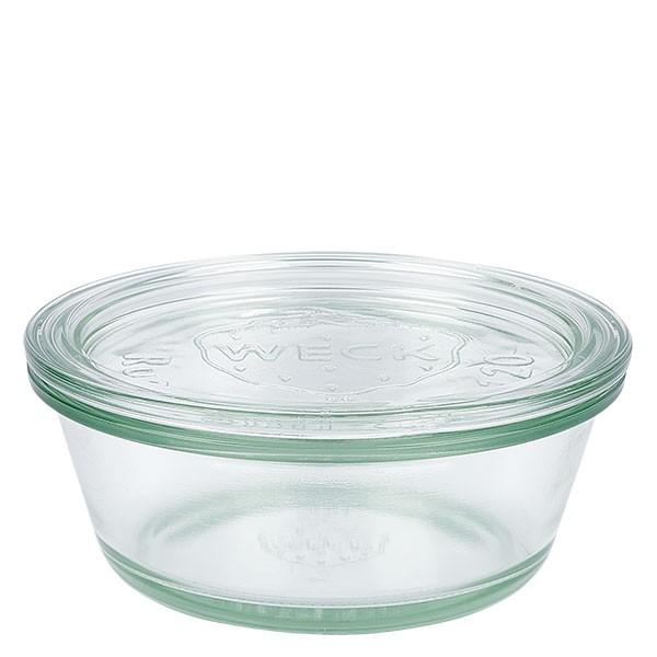 WECK-gourmetglas 300ml met deksel