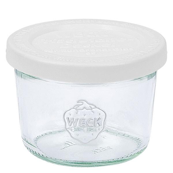 WECK-mini stortglas 80ml met vershouddeksel