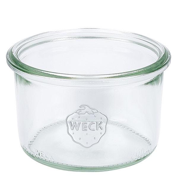 WECK-stortglas 200ml onderstuk