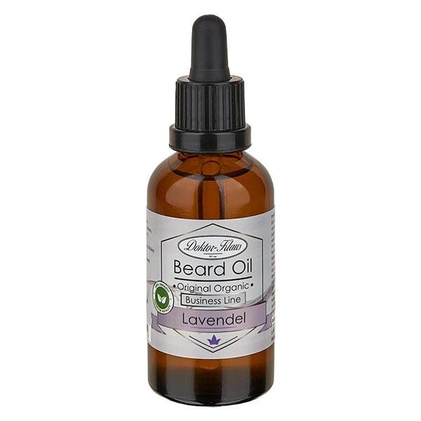 Baardolie 50 ml lavendel Business Line (Original Organic Beard Oil) van Doktor Klaus