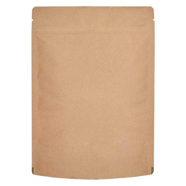 Kraftpapieren stazak bruine zak (Inhoud ca. 1000g / 235x340mm)