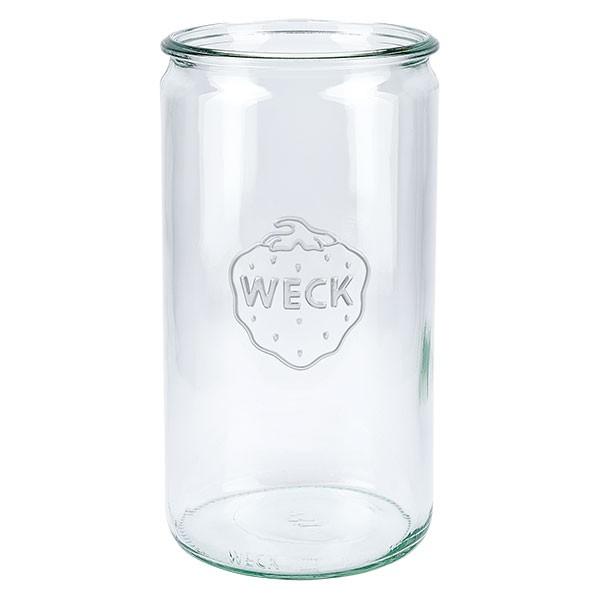 WECK-cilinderglas 1590ml onderstuk