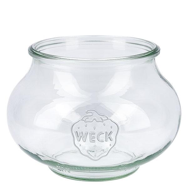 WECK-sierglas 1062ml onderstuk
