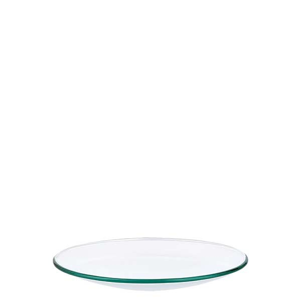 Horlogeglazen 90 mm - borosilicaatglas 3.3 - versmolten rand