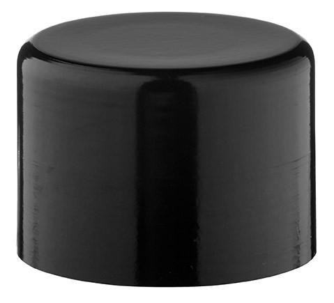 Schroefdop voor 10, 20 en 30ml Alu-flessen 210/410 zwart, incl. conusafdichting, type sluiting Sta