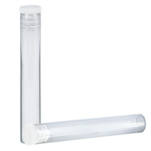 1 Illax globulibuisje helder glas 1.5 g