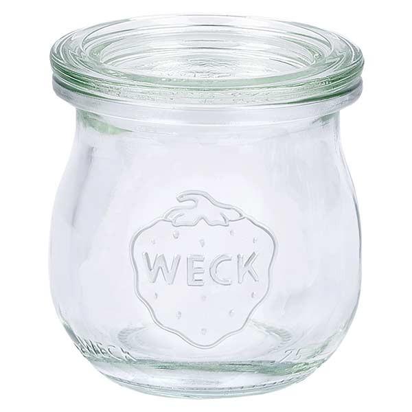 WECK-tulpglas 75ml met deksel