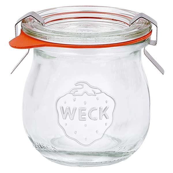 WECK-mini tulpglas 75ml