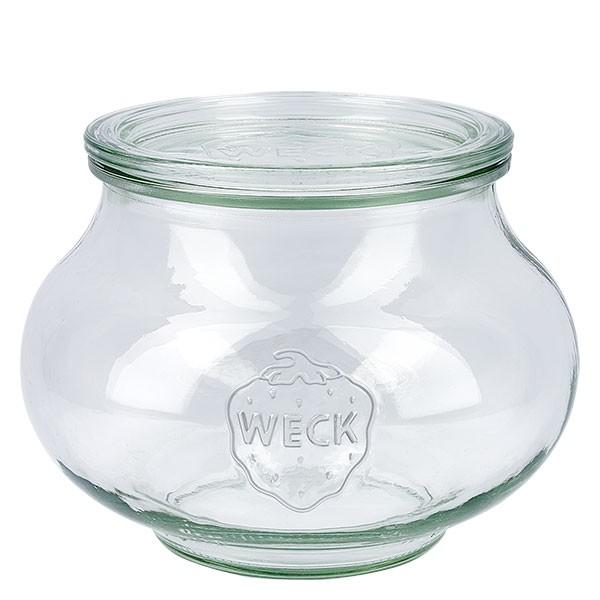 WECK-sierglas 1062ml met deksel
