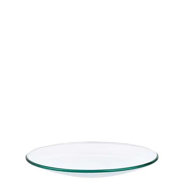 Horlogeglazen 100 mm - borosilicaatglas 3.3 - versmolten rand