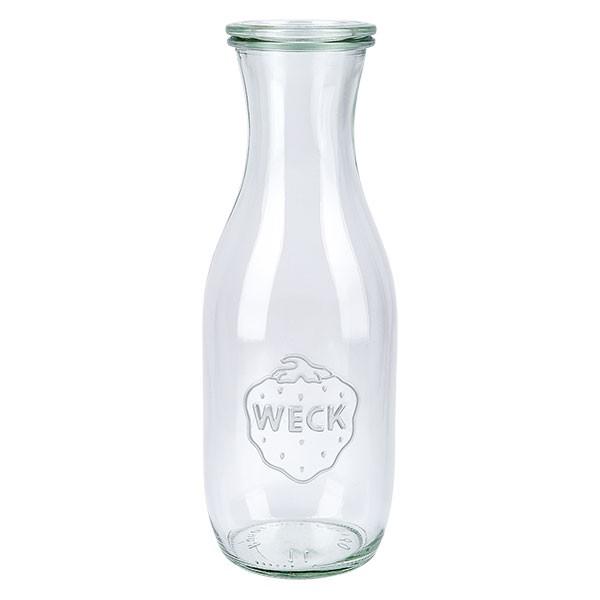 WECK-sapfles 1062ml met deksel