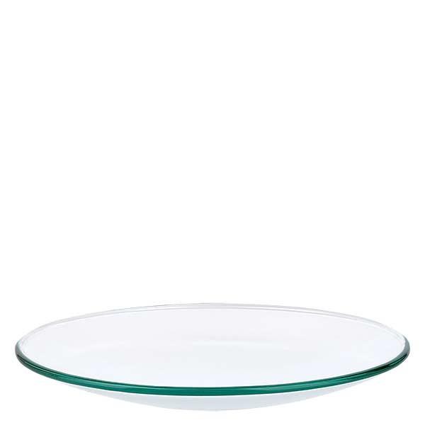 Horlogeglazen 120 mm - borosilicaatglas 3.3 - versmolten rand
