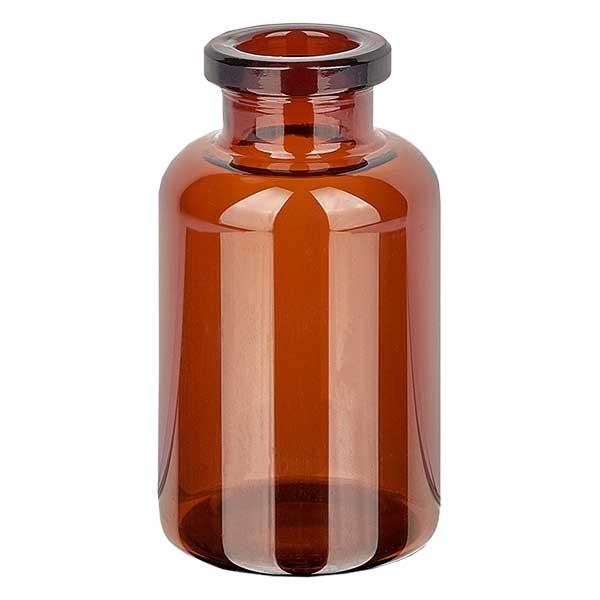 Injectiefles bruin glas 20ml