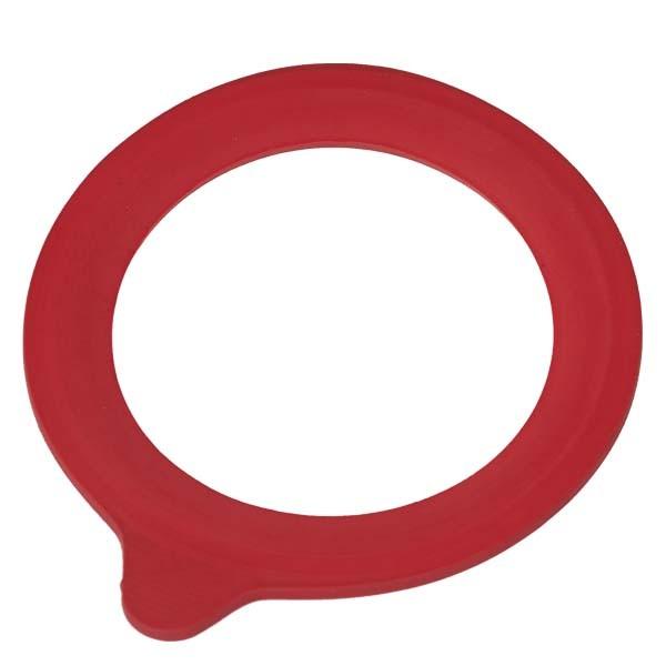Rubber ring rood (2550) passend voor 634, 1140 ml beugelglazen
