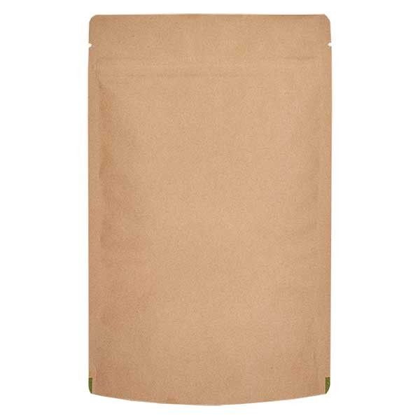 Kraftpapieren stazak bruine zak (Inhoud ca. 100g / 120x200mm)