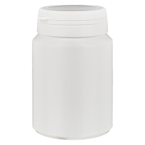 Capsuledoze 150 ml wit met Jaycap VR wit