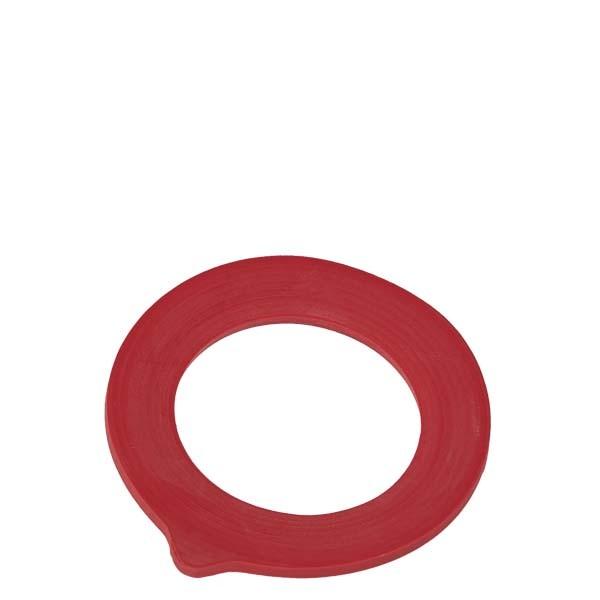 Rubber ring rood (1330) passend voor 135, 272 ml beugelglazen