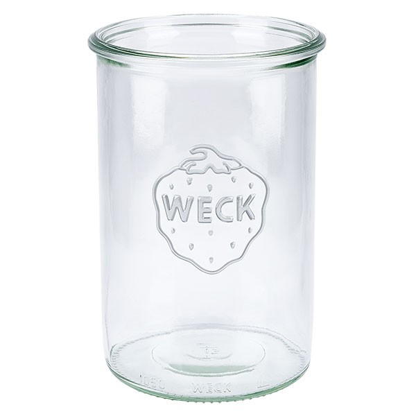 WECK-stortglas 1000ml onderstuk