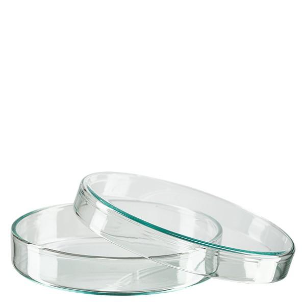 Petrischaal 100x20 mm van glas