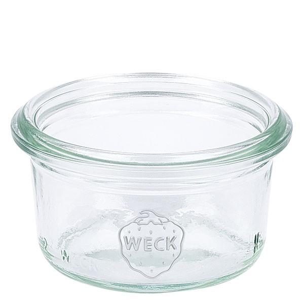 WECK-mini stortglas 50ml onderstuk