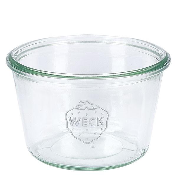 WECK-stortglas 370ml onderstuk (1/4 liter)