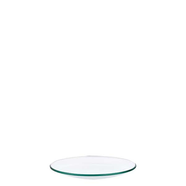 Horlogeglazen 60 mm - borosilicaatglas 3.3 - versmolten rand