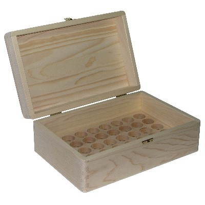 10ml eco sparrenhout box