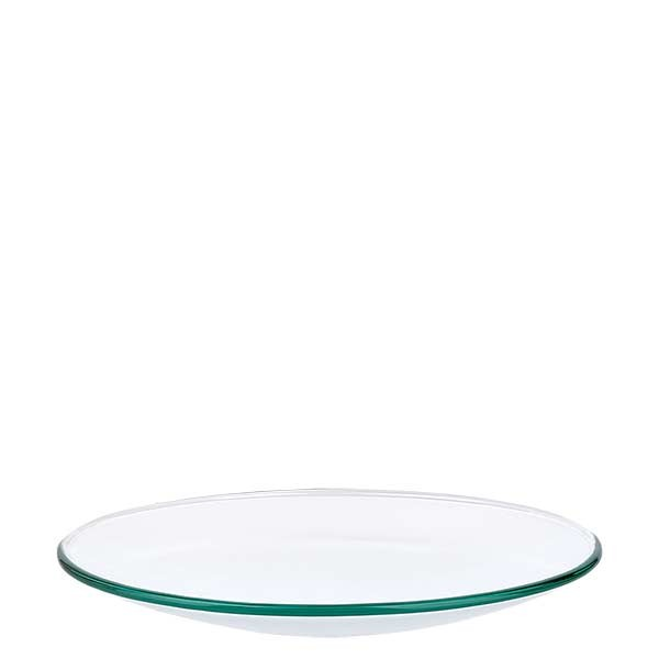 Horlogeglazen 110 mm - borosilicaatglas 3.3 - versmolten rand