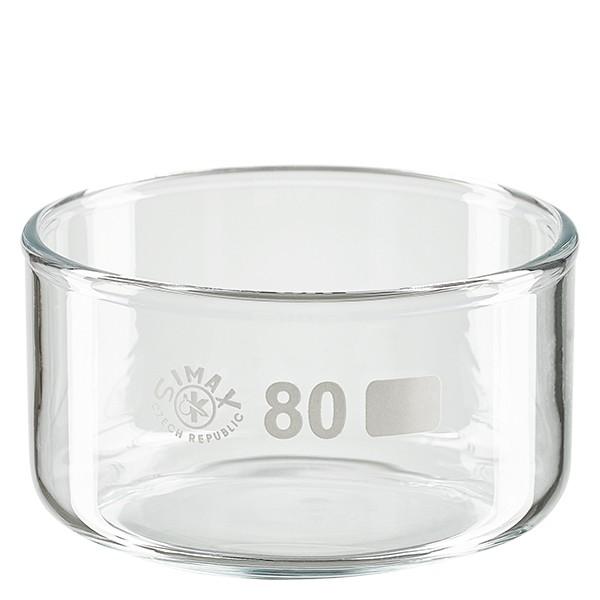 Kristallisierschale 150ml ohne Ausguss