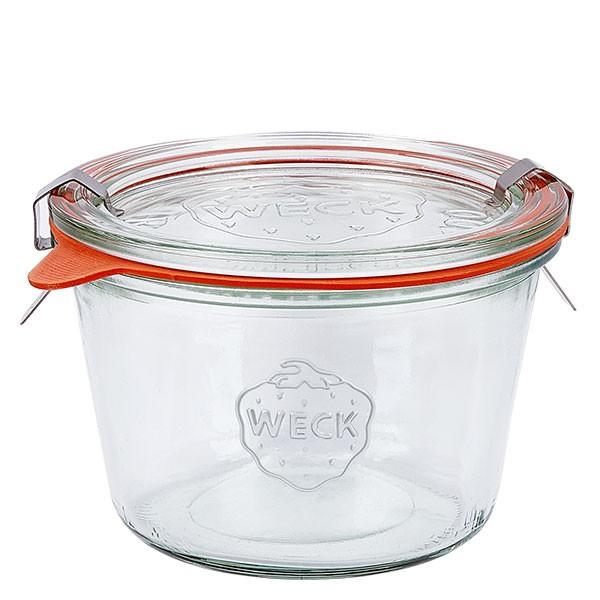 WECK-stortglas 370ml (1/4 liter)